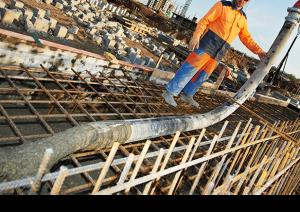 pompowanie betonu